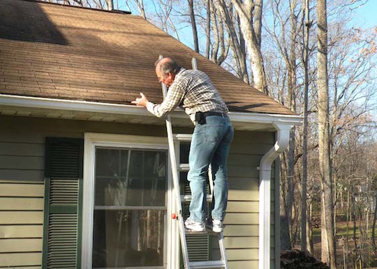 Centreville Home Inspection Process